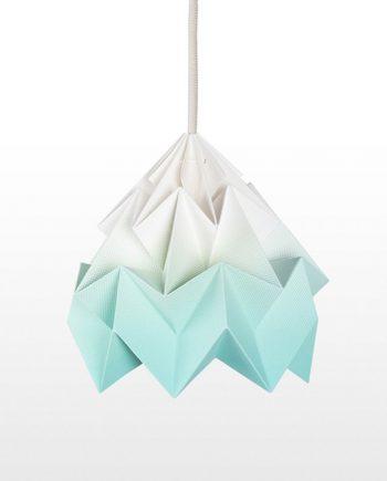 snowpuppe moth gradient mint