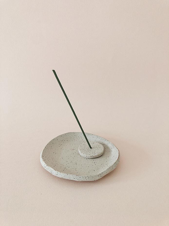 morning star incense dish